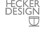 Logo HECKER DESIGN